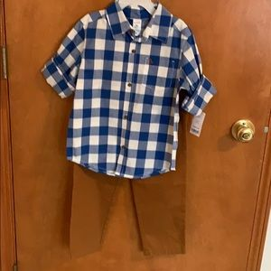 Carters 5t outfit